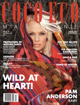 COCO ECO COVER - WILD AT HEART AW15