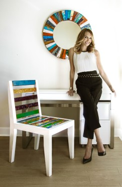 EcoChic Lifestyles Founder Megan Risdon