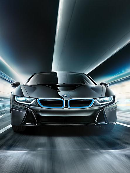 BMW-i8-Front